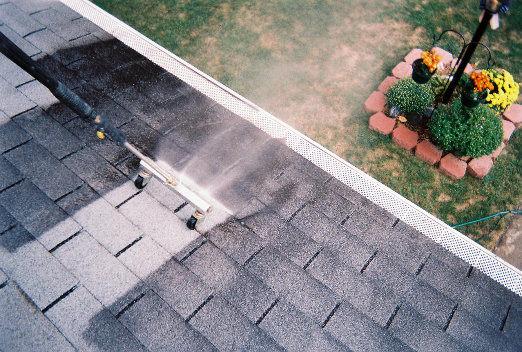 Sherer Solutions Provides Commercial Roof Cleaning That Drives More  Customer Towards Your Business.